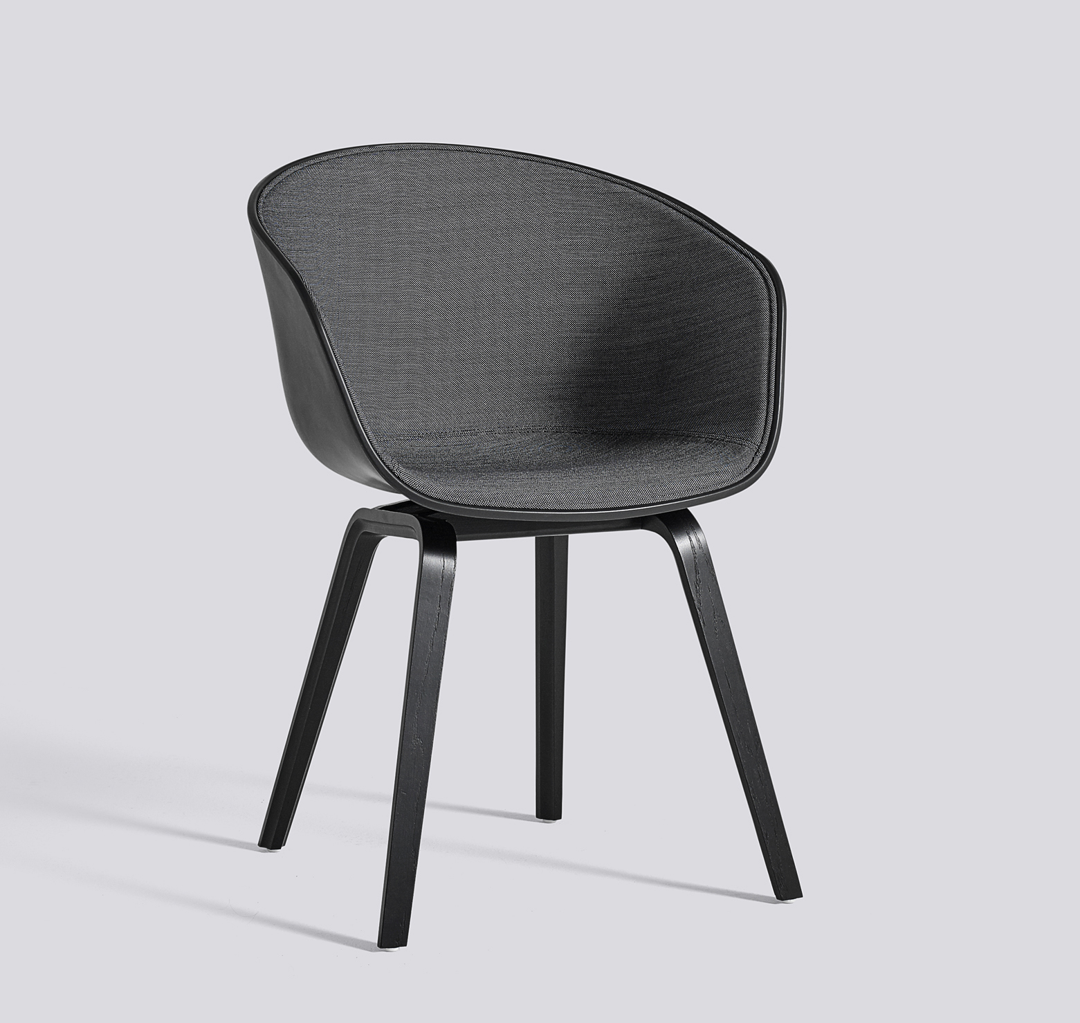 hay about a chair aac22 frontpolstret spisestol. Black Bedroom Furniture Sets. Home Design Ideas