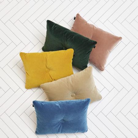 Dot Soft pute fra Hay I Beige, Rose, Dark Green, Blue, Yellow
