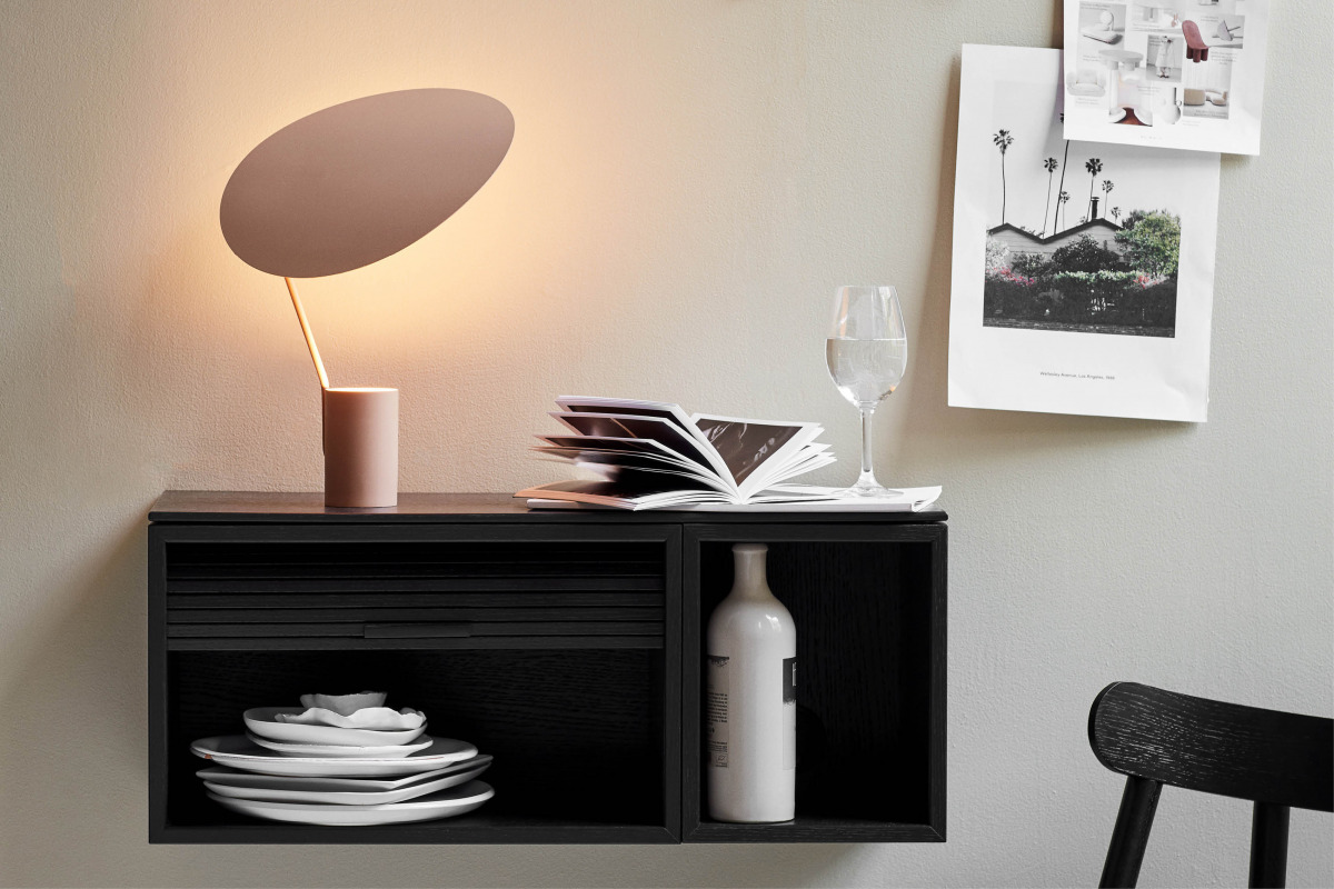 ombre lampe