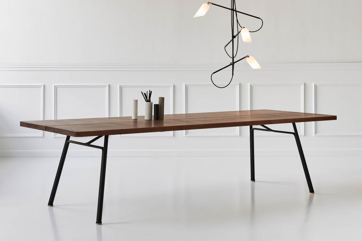 Spisebord for hyggelige stunder med familie og venner