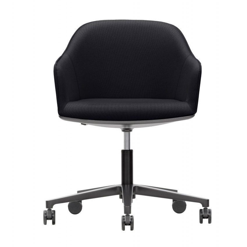 Produktbilde av Vitra sin kontorstol Softshell Chair Five Star Base