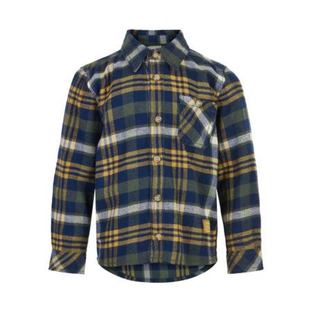 Rutete skjorte fra Minymo