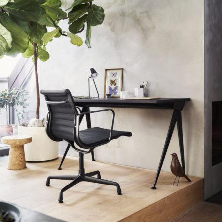 Aluminium Chair EA108 Black Version Compas Direction Cork Stool Eames House Bird_v_fullbleed_1440x