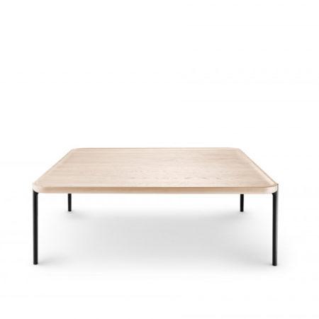 Savoye kvadratisk sofabord i hvitoljet eik fra Eva Solo