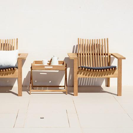 amaze lounge chair cane-line