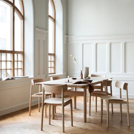 Bjelke spisebord fra Tonning & Stryn i eik Miljøbilde 3