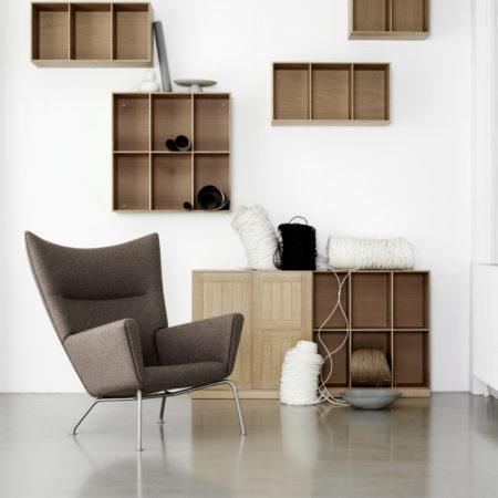 Wing Chair Carl Hansen