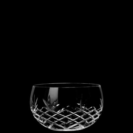 Crispy telysholder i kristall fra Frederik Bager.