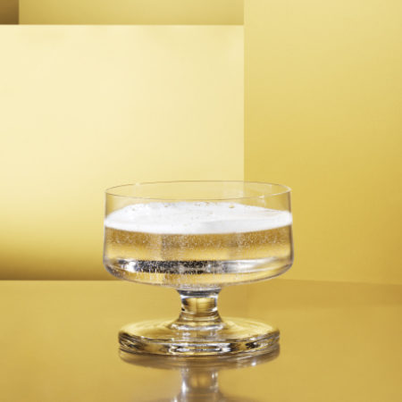 stub champagneglass
