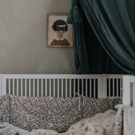 Crib bumper miljørbilde