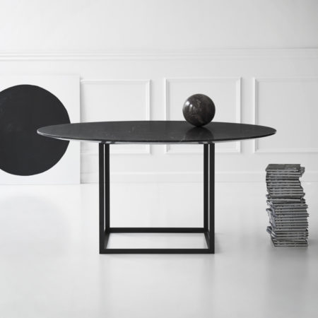 JEWEL TABLE_round_Ø150_black marble_LB2 kopi