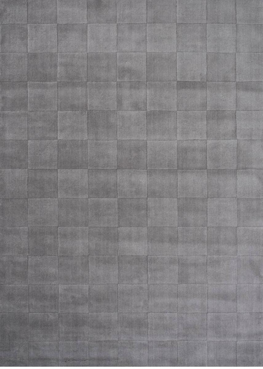 Luzern teppe i ull fra Linie Design i fargen Light grey