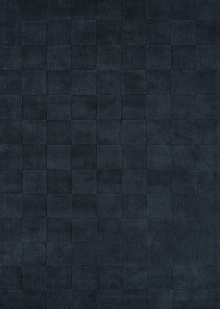 Luzern teppe i ull fra Linie Design i fargen Slate