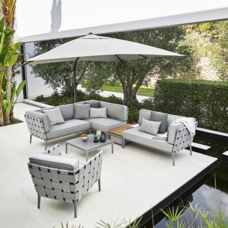 conic lounge sofa