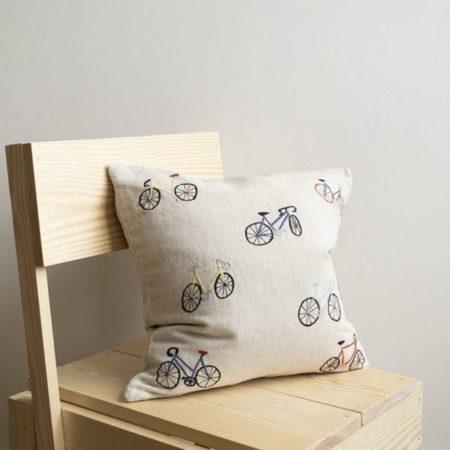 Bicycles putetrekk fra Fine Little Day, Miljøbilde