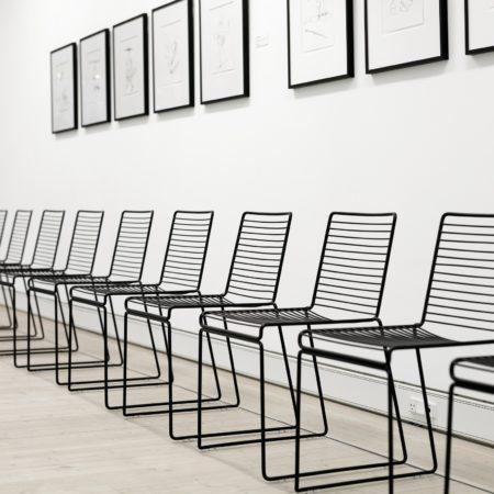 Hay Hee Dining chair miljøbilde