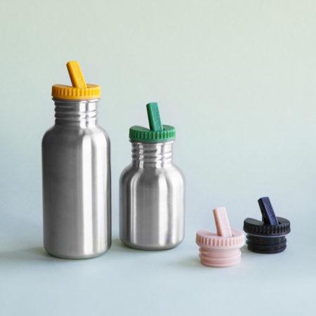 Miljøbilde av stålflaske fra Blafre