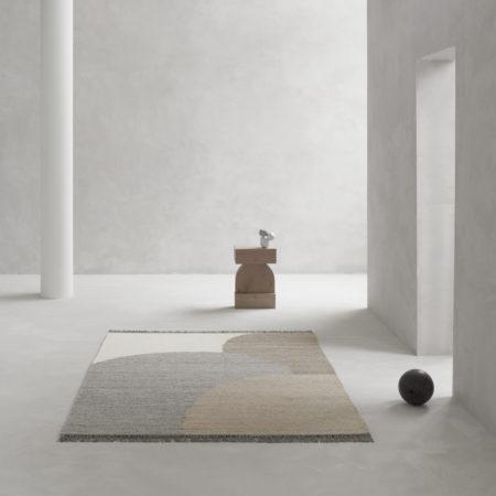 Eik gulvteppe fra Linie Design