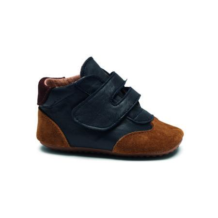Beginners™ Sneaker Navy-Camel fra PomPom