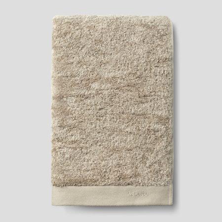 Beige håndkle fra Abate