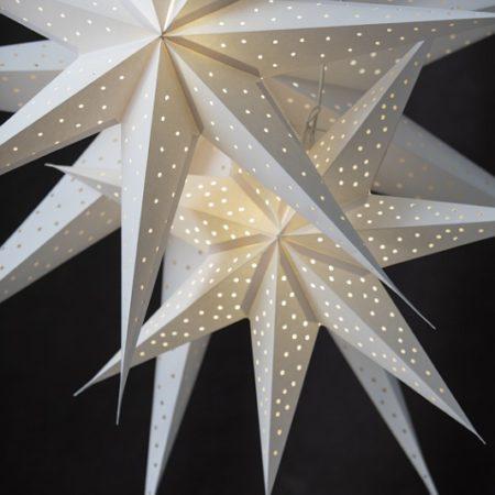 Stella julestjerne fra watt & veke